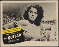 """The Outlaw (RKO, R-1950). Lobby Cards (6) (11"""" X 14""""). Western. ... (Total: 6 Items)"""