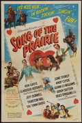"""Movie Posters:Musical, Song of the Prairie (Columbia, 1945). One Sheet (27"""" X 41""""). Musical.. ..."""