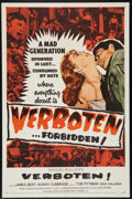 """Movie Posters:War, Verboten! Lot (Columbia, 1959). One Sheets (2) (27"""" X 41""""). War..... (Total: 2 Items)"""