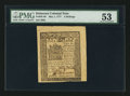 Colonial Notes:Delaware, Delaware May 1, 1777 4s PMG About Uncirculated 53.. ...