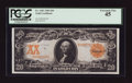 Large Size:Gold Certificates, Fr. 1181 $20 1906 Gold Certificate PCGS Extremely Fine 45.. ...
