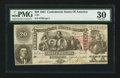 Confederate Notes:1861 Issues, T20 $20 1861 PF-5 Cr. 141 CC.. ...