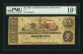Confederate Notes:1862 Issues, T51 $20 1862 Cr. 365 PF-4.. ...