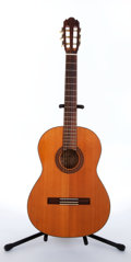 Musical Instruments:Acoustic Guitars, 1971 Madeira By Guild C-60 Natural Classic Acoustic Guitar#60110....