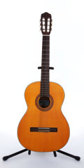 Musical Instruments:Acoustic Guitars, 1964 Epiphone EC-20 Madrid Classic Natural Acoustic Guitar #221074....