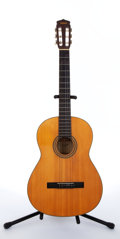 Musical Instruments:Acoustic Guitars, 1971 Yamaha G-50 Natural Classic Acoustic Guitar #1044775....