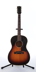 Musical Instruments:Acoustic Guitars, 1950s Gibson LG-1 Sunburst Acoustic Guitar # N/A....