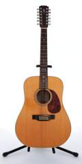 Musical Instruments:Acoustic Guitars, 1986 Alvarez DY-76 Natural 12-String Acoustic Guitar, #64346....