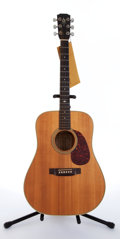 Musical Instruments:Acoustic Guitars, 1985 Alvarez By Kazuo Yairi DY-48 Natural Acoustic Guitar, #60571....