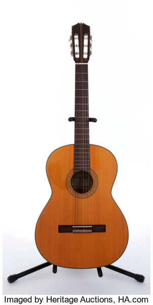 9697ce52bd ... Musical Instruments:Acoustic Guitars, 1980's Ibanez 2839 Natural  Classic Acoustic Guitar, #N ...