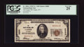 National Bank Notes:Wyoming, Casper, WY - $20 1929 Ty. 1 The Casper NB Ch. # 6850. ...