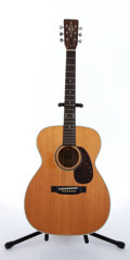 Musical Instruments:Acoustic Guitars, 1990 Alvarez 5014 Natural Acoustic Guitar, #2360...