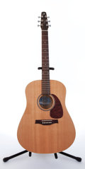 Musical Instruments:Acoustic Guitars, 1994 Seagull By Godin Coastline S6 Cedar GT Acoustic Guitar,#029457001204....
