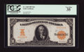 Large Size:Gold Certificates, Fr. 1168 $10 1907 Gold Certificate PCGS Very Fine 35.. ...