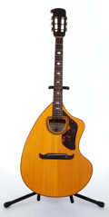 Musical Instruments:Acoustic Guitars, 1970 Giannini CRA6S Craviola Classical Acoustic Guitar, #5193....