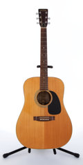 Musical Instruments:Acoustic Guitars, 1973 Takamine F-360 Natural Acoustic Guitar, #73010044....
