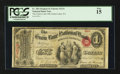 National Bank Notes:Pennsylvania, Green Lane, PA - $1 Original Fr. 382 The Green Lane NB Ch. # 2131....