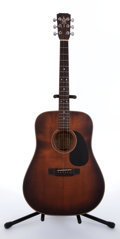 Musical Instruments:Acoustic Guitars, 1981 Alvarez By Yairi DY-45 Sunburst Acoustic Guitar, #42243...