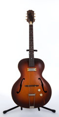 Musical Instruments:Electric Guitars, 1953 Epiphone Century Sunburst Archtop Electric Guitar #66475...