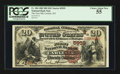 National Bank Notes:Kentucky, Carlisle, KY - $20 1882 Brown Back Fr. 504 The First NB Ch. #(S)5959. ...