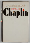 Books:First Editions, Charles Chaplin. My Autobiography. New York: Simon andSchuster, 1964. First edition, first printing. Octavo. 512 pa...