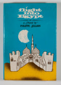 Books:First Editions, Philippe Jullian. Flight Into Egypt. New York: Viking Press,[1970]. First American edition. Octavo. 246 pages. ...