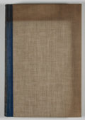 Books:First Editions, Dorothy Ritter Russo and Thelma L. Sullivan. A Bibliography ofBooth Tarkington 1869 - 1946. Indianapolis: India...
