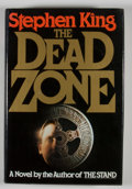 Books:First Editions, Stephen King. The Dead Zone. New York: Viking Press, [1979].First edition, first printing. Octavo. 426 pages. Publi...