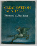 Books:Children's Books, John Bauer. Great Swedish Fairy Tales. [London]: ChattoWindus, [1974]. Later impression. Octavo. 238 pages. Publish...
