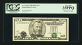 Error Notes:Shifted Third Printing, Fr. 2126-G $50 1996 Federal Reserve Note. PCGS Very Fine 35PPQ.. ...