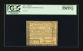 Colonial Notes:Rhode Island, Rhode Island July 2, 1780 $4 PCGS Choice About New 55PPQ.. ...