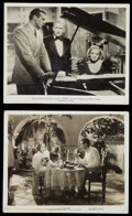 """Movie Posters:Romance, Desire (Paramount, 1936 and R-1940s). Photos (2) (8"""" X 10""""). Romance.. ... (Total: 2 Items)"""