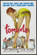 "Movie Posters:Crime, Tomcats Lot (Dimension, 1977). One Sheets (2) (27"" X 41""). Crime..... (Total: 2 Items)"