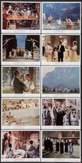 "Movie Posters:Academy Award Winners, The Sound of Music (20th Century Fox, 1965). Color Photo Set of 10 (8"" X 10""). Academy Award Winners.. ... (Total: 10 Items)"