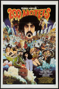 "Movie Posters:Rock and Roll, 200 Motels (United Artists, 1971). One Sheet (27"" X 41""). Rock and Roll.. ..."