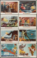 "Movie Posters:Science Fiction, The Mysterians (RKO, 1959). Lobby Card Set of 8 (11"" X 14"").Science Fiction.. ... (Total: 8 Items)"