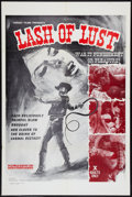 """Movie Posters:Adult, Lash of Lust (Independent International Pictures, 1972). One Sheet (28"""" X 42""""). Adult.. ..."""
