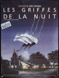 "Movie Posters:Horror, A Nightmare on Elm Street (New Line, 1984). French Grande (47"" X 63""). Horror.. ..."