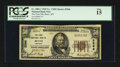 National Bank Notes:Montana, Butte, MT - $50 1929 Ty. 1 The First NB Ch. # 2566. ...