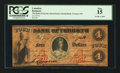 Canadian Currency: , Toronto, CW- Bank of Toronto $4 May 4, 1859 Ch. # 715-26-04. ...