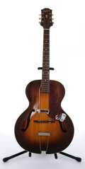 Musical Instruments:Acoustic Guitars, 1951 Epiphone Zenith Sunburst Archtop Acoustic Guitar #60042...