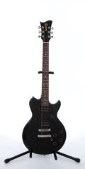 Musical Instruments:Electric Guitars, 1980's Electra X960 Ultima Black Electric Guitar #086147...