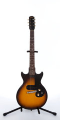 Musical Instruments:Electric Guitars, 1963 Gibson Melody Maker Sunburst Electric Guitar #22551...