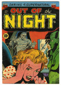 "Golden Age (1938-1955):Horror, Out of the Night #2 Davis Crippen (""D"" Copy) pedigree (ACG, 1952)Condition: VF...."