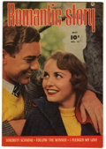 "Golden Age (1938-1955):Romance, Romantic Story #16 Davis Crippen (""D"" Copy) pedigree (Fawcett,1952) Condition: VF+...."