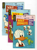 Bronze Age (1970-1979):Cartoon Character, Walt Disney's Comics and Stories #361-380 (Gold Key, 1970-72)Condition: Average FN+.... (Total: 20)