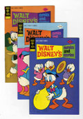 Bronze Age (1970-1979):Cartoon Character, Walt Disney's Comics and Stories #417-439 Group (Gold Key, 1975-77)Condition: Average VF-.... (Total: 23)