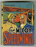 Books:Miscellaneous, Big Little Book #14 Tim McCoy in Speedwings (EVW, 1935) Condition:VG....