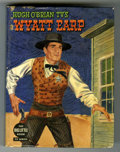 Books:Miscellaneous, Big Little Book #1644 Hugh O'Brian TV's Wyatt Earp (Whitman, 1958) Condition: FN....