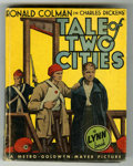 Books:Miscellaneous, Big Little Book L16 A Tale of Two Cities (Whitman, 1935) Condition:FN+....